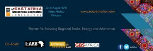 Attending the 6th East Africa International Arbitration Conference in Addis Ababa
