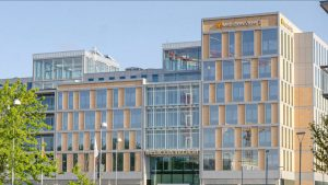 Linton & Wahlgren has moved its office to the Spark at Medicon Village in Lund