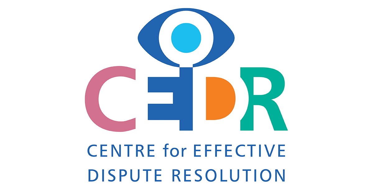 I am proud to announce that I have become a member of the CEDR P2B Mediation Panel.
